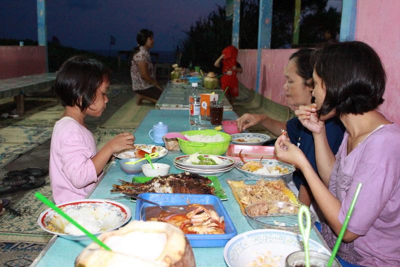 Wisata Kuliner Pantai Depok Jogja Diari Tukang Servis