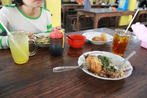Warung Makan SGPC Bu Wiryo