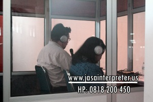 rental alat interpreter jogja